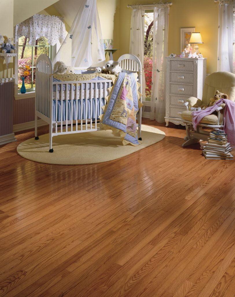 shop wood bruce in flooring hardwood s america natural best oak floors ft sq pd solid choice