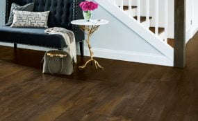White Oak - Deep Etched Dark Forest