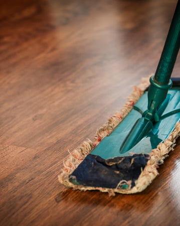 how to clean your hardwood floors with a mop. modenr hardwood. niagara region
