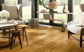 White Oak - Deep Etched Natural