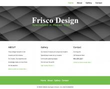 frisco design