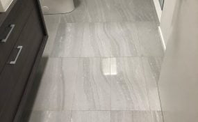 Beautiful Bathroom Tile Floor
